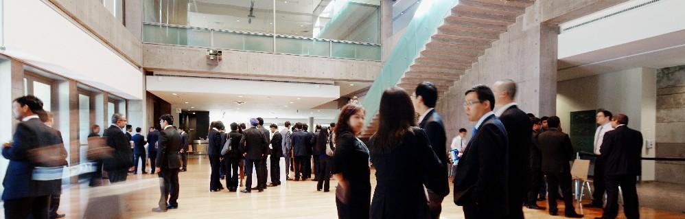 Schulich School of Business Atrium